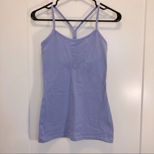 LULULEMON Tank Top with Built in Bra Yoga. Workout